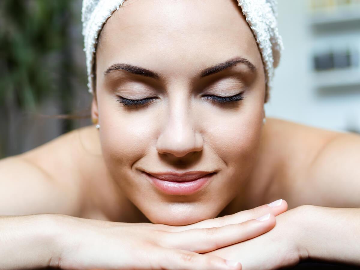 Le soins du visage